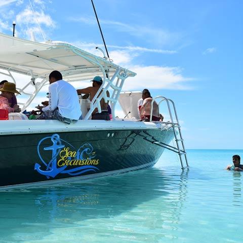 Private Tour to The Exumas